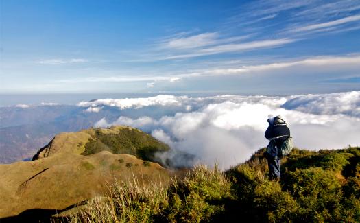 jojo nicdao, up the mountain via Flickr CC BY 2.0