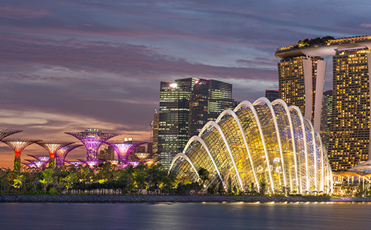 Best places in Singapore for a New Year's kiss 4
