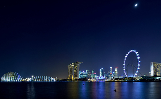 Best places in Singapore for a New Year's kiss 5
