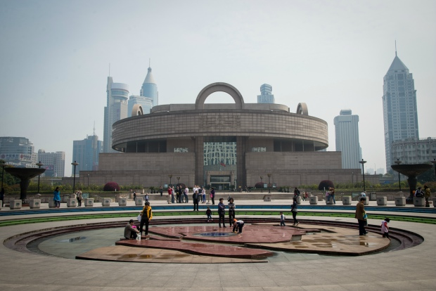 free museums in Shanghai
