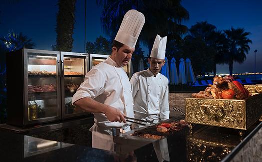 Zaytoun InterContinental Hotels Dubai Festival City