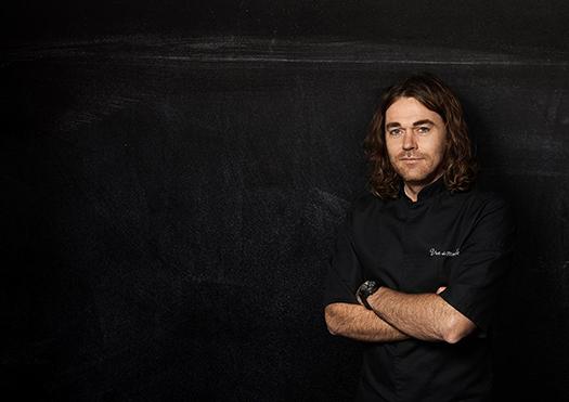 Chef Shannon Bennett