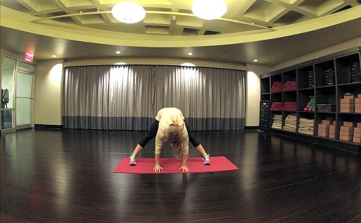 Split stretch
