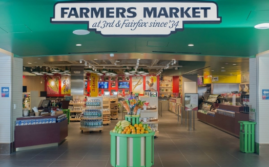 Delaware North Companies/The Original Farmers Market