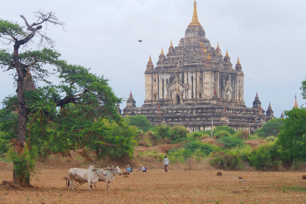 Clay Gilliland, Bagan Myanmar via Flickr CC BY-SA 2.0