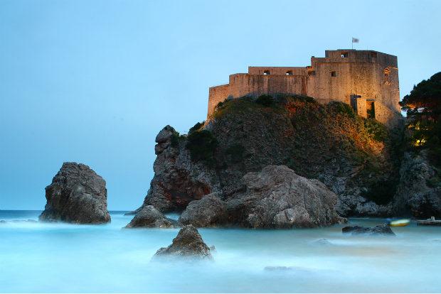 Erik Hossinger, Fort Lovrijenac, Dubrovnik, Croatia via Flickr CC BY 2.0