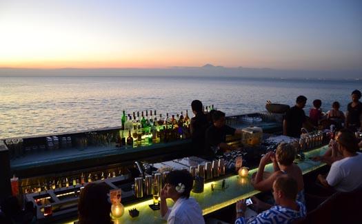 Simon Clancy, The Rock Bar Bali, via Flickr CC BY 2.0