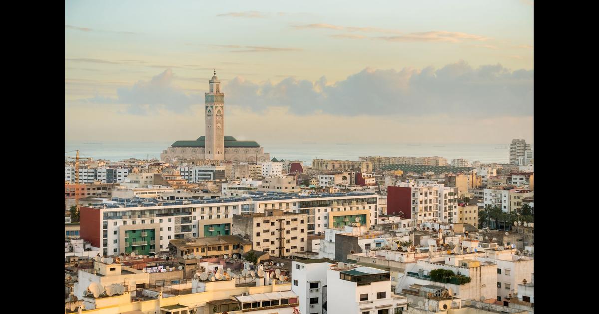 Cheap Flights to Casablanca from S$ 1,057 - Cheapflights.com.sg